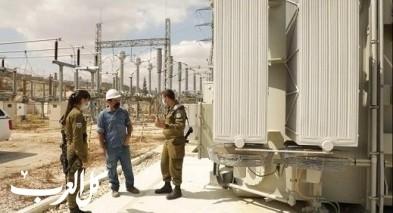 توسيع إمداد الكهرباء من نابلس حتى ترقوميا