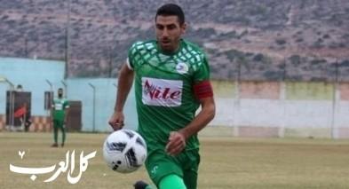 أشرف عثامنة: لا يمكن العيش بلا كرة القدم