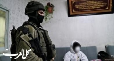 القدس: اعتقال 11 مشتبها من مخيم شعفاط