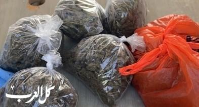 ايلات: ضبط كمية كبيرة من المخدرات