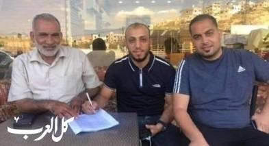 ثقافي طولكرم محطة جديدة للمهاجم أحمد أبو ناهية