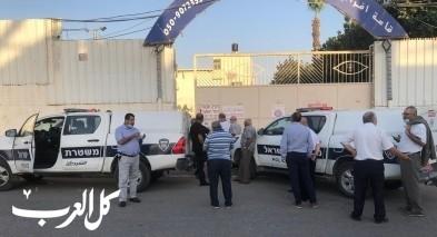 الشرطة تفرق حفلات زفاف في كفرقاسم