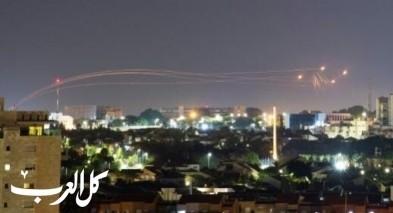 صافرات الانذار تدوي في اشكلون وغلاف غزة