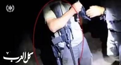 اتهام شاب بإطلاق النار على رجال الشرطة قرب الناصرة