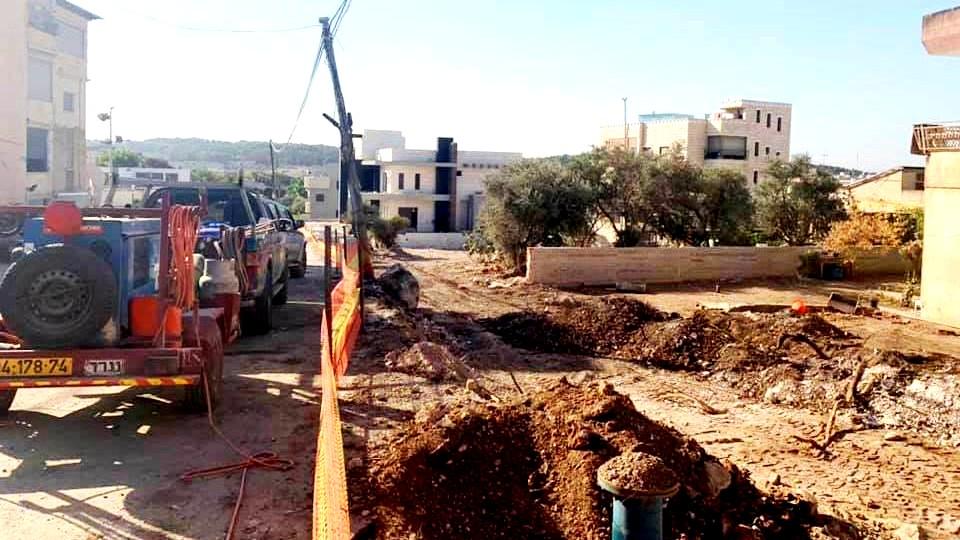 جديدة المكر: ترميم وتطوير البنية التحتية