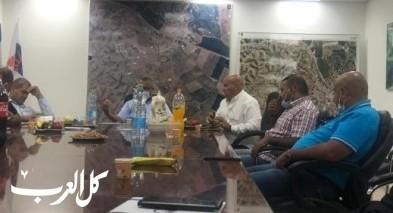 أبو صهيبان: رئيس منتدى السلطات بالنقب يمثل من انتخبه