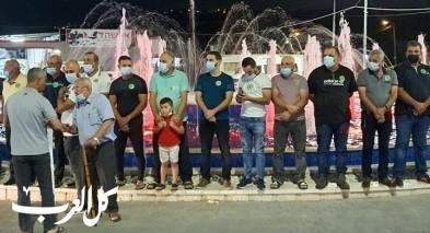 مجد الكروم: وقفة احتجاجية على الاساءة للنبي محمد