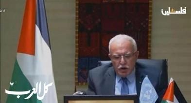 المالكي يلقي كلمة أمام مجلس الأمن