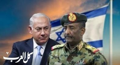 البرهان: ندعم قيام دولة فلسطينية ولكن مصلحة السودان هي الاهم