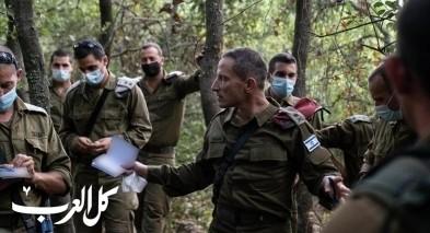 غابات الجليل: الجيش الاسرائيلي يدشن منشأة تدريب خاصة