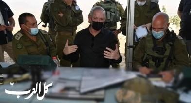 غانتس للبنانيين: حزب الله عدوكم وليس إسرائيل