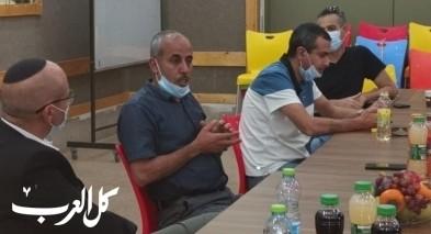 مدير عام وزارة التعليم العالي في رهط
