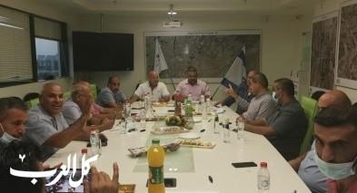 النقب: عقد الجلسة الأولى لمنتدى السلطات البدوية
