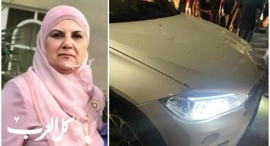 باقة الغربية: مقتل عايدة ابو حسين باطلاق نار