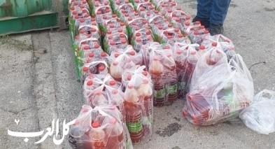 اللد: تصنيع عصير يحتوي على مخدرات!
