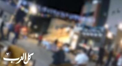 فيديو| تفريق أعراس في البلدات العربية