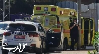 القدس: محاولات انعاش طفل تعرض للدهس