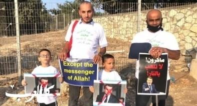 عرب الحجاجرة: وقفة تنديدًا بالإساءة للرسول