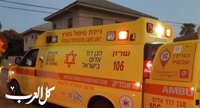 القدس: إصابة رجل (40 عامًا) بحادث عنف