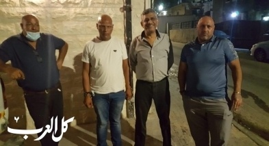 جسر الزرقاء: هدنة بين عائلة حسن شهاب ومحمد ابو صالح