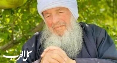 الجولان ينعي فضيلة الشيخ ابو زين الدين حسن الحلبي