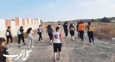 عبلين: مشاركة واسعة في يوم المشي العالمي