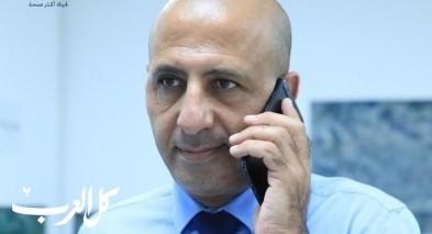 سيف: الاعراس وزيارة الضفة وتركيا أعادت الكورونا للعرب