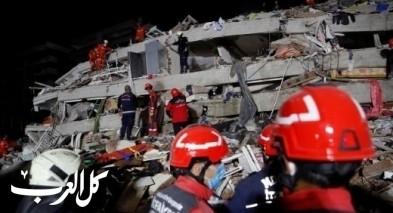 12 قتيلا و419 جريحا في زلزال إزمير التركية