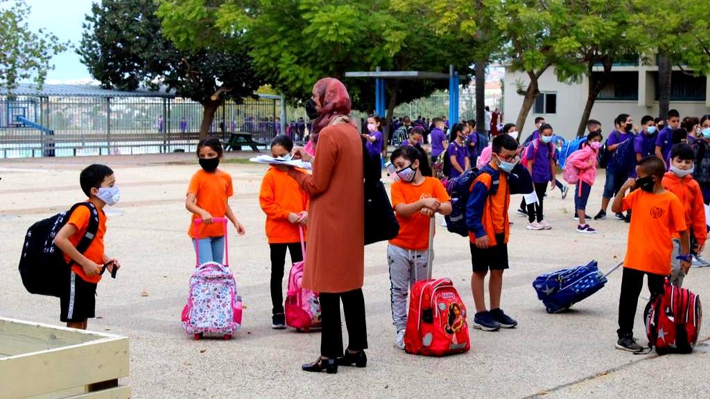 وادي عارة: عودة طلبة المدارس الإبتدائيّة