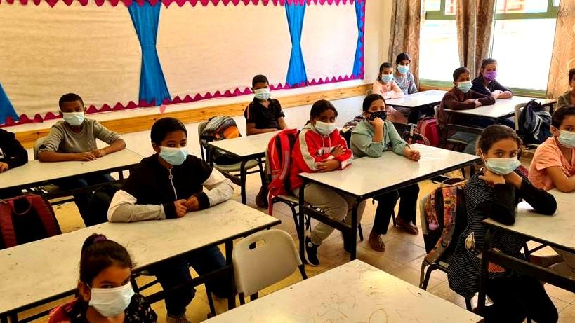 النقب: عودة آلاف طلاب الصفوف الأولى حتى الرابعة