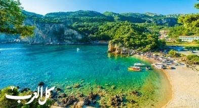 رحلة سياحية في كورفو اليونانية