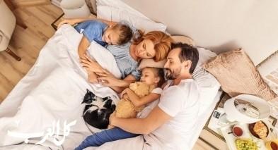 كيف تعوّدان طفلكما على النوم بمفرده؟