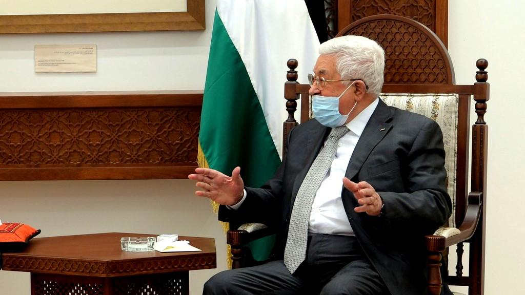 عباس سيعلن استئناف التنسيق الأمني مع إسرائيل