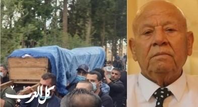 باقة الغربية تشيّع جثمان جلال أبو حسين