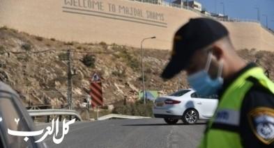 11 بلدة عربية مصنّفة حمراء بسبب كورونا