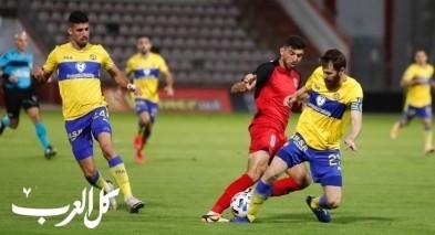 مكابي تل ابيب يفوز على ابناء سخنين بالنتيجة 2-1