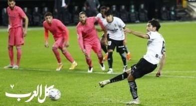 فالنسيا يسحق ريال مدريد برباعية في الدوري الإسباني