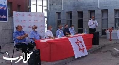 افتتاح نقطة إسعاف في بلدة اللقية