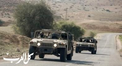 قرار باغلاق مناطق في الضفة الغربية امام عرب الداخل