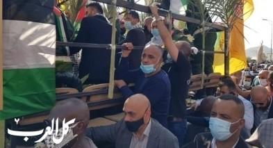 اريحا: تشييع جثمان صائب عريقات