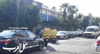 حيفا: اصابة شاب بجراح خطيرة خلال شجار