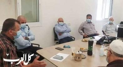 رئيس مجلس نحف: أمامنا فرصة لتجنب الاغلاق