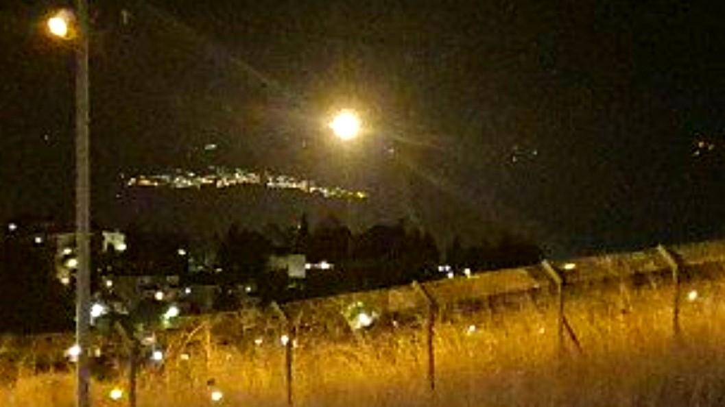 اعتقال شخص عبر الحدود من لبنان الى اسرائيل