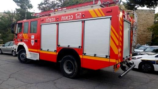 طمرة: اندلاع حريق بمنزل دون اصابات