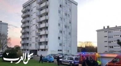 فرنسا: مقتل شخصين وإصابة ثالث بجروح خطيرة