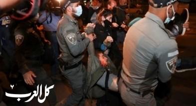 احتجاجات شعبية في إسرائيل تطالب برحيل نتنياهو