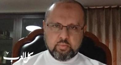 قلنسوة تفجع بوفاة الشيخ اياد ناطور اثر نوبة قلبية