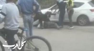 مجد الكروم: اعتقال همجي ومهين لشاب على يد الشرطة