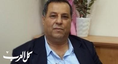 الدكتورصالح نجيدات: رسالة لمحمد بركة –رئيس المتابعة