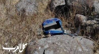 العثور على  حقل للعبوات الناسفة قرب الحدود الاسرائيلية السورية